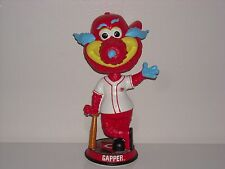 GAPPER Cincinnati Reds Mascot Bobble Head 2014 Limited Edition Bighead MLB* New*