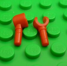 Lego Minifigure Accessory - Red Hands x 2 (1 Pair) Ref - 983