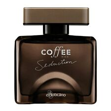 O Boticario - COFFEE MAN SEDUCTION Brazilian Cologne - 100 ml / 3.4 oz