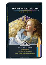 Prismacolor Premier Colored  Verithin Pencils 36 Pack Color Pencils