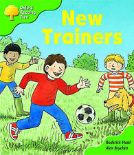 Oxford Reading Tree: Stage 2: Storybooks: New Trainers by Roderick Hunt...