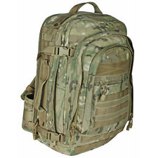 NEW - Military Tactical Jumbo Modular MOLLE Field Backpack Genuine Multicam CAMO