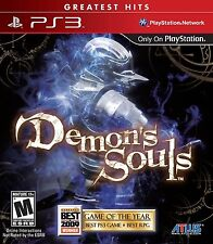 Demon's Souls [Playstation 3 PS3 Atlus Hardcore Game of the Year RPG Action] NEW