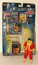 PREVIEWS exclusive SHANG-CHI MASTER OF KUNG FU figure TOY BIZ Marvel MODERN AGE