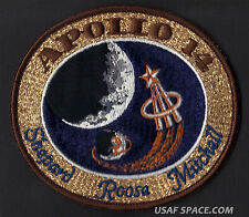 APOLLO 14 LION BROTHERS VINTAGE ORIGINAL NASA Hallmarked CLOTH BACK SPACE PATCH
