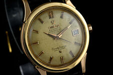 OMEGA Constellation Calendar Chronometer 18k gold  !!