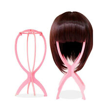 1PC Folding Plastic Stable Durable Wig Hair Hat Cap Holder Stand Display Tool