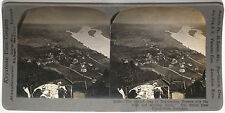 Keystone Stereoview of Castles of Drachenfels, GERMANY from a 1900's 72 Card Set
