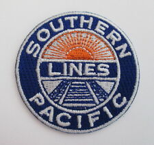 SOUTHERN PACIFIC LINES Railroad PATCH