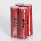 New 24pcs 18650 GTL Li-ion 5300mAh 3.7V Rechargeable Battery for LED Torch RED