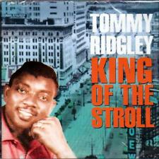 TOMMY RIDGLEY - KING OF THE STROLL (NEW SEALED 2CD)