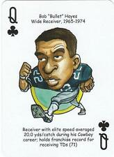 BOB HAYES Herodecks card Dallas Cowboys Football NR MT
