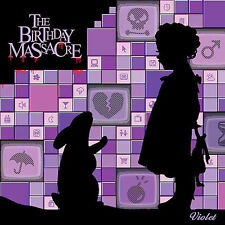 Violet by The Birthday Massacre (CD, Aug-2005, Metropolis)