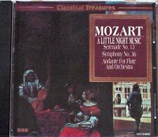 Little Night Music: Mozart ~ Various Artists ~ Classical ~ CD ~ Used VG