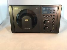 LS4000B RV CD PLAYER AM/FM RADIO STEREO Black Panel Mount RV  boat and Camper