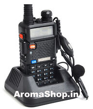 BaoFeng UV-5R Portable Radio UV 5R Walkie Talkie 5W Dual Band VHF&UHF 136-174Mhz
