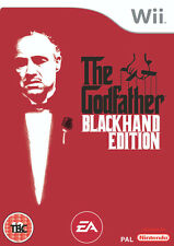 The Godfather: Blackhand Edition Wii Game