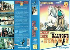 (VHS) Lucky Luke 3 - Terence Hill, Ron Carey, Nancy Morgan, Fritz Sperberg