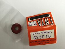 ENYA  DRIVE WASHER & THRUST WASHER .SS.25-SS.30 & SS 25EX-SS 30 EX RED NIP