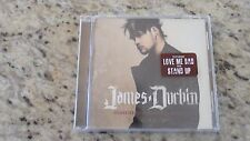 James Durbin 'Memories of a Beautiful Disaster' CD VGUC