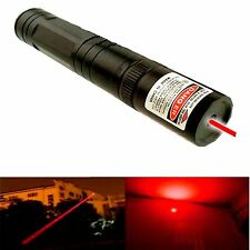 650nm Military 851 2in1 Power Focus Red Laser Pointer Pen Visible Beam Light 5mw