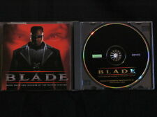 Blade. Film Soundtrack. Compact Disc. 1998. Made In Australia