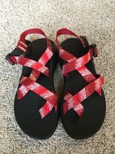 Chaco ZX Yampa Sandal - Adjustable Straps - Women's Size 8 - Rouge - New!
