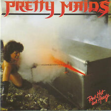 CD - Pretty Maids - Red, Hot And Heavy - A100