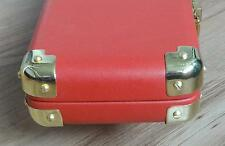 Cue Case Corner Protectors For Protecting Your Leather Cue Case