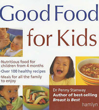 Good Food for Kids Book.