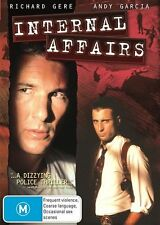 INTERNAL AFFAIRS - RICHARD GERE. NEW & SEALED, R4