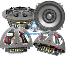 "MOREL HYBRID INTEGRA 502 5.25"" CAR 2-WAY COMPONENT SPEAKERS MIDS CROSSOVERS NEW"