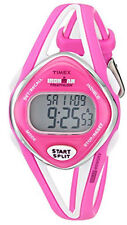 Timex T5K655 Women's Ironman Sleek 50-Lap Resin Watch, Alarm, Indiglo, T5K6559J