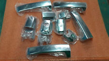 KIT CROMATURE MANIGLIE KIA SORENTO -  KIT CHROME DOOR HANDLES