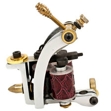 Triple Coil TATTOO Machine Cast Iron Liner Shader H7