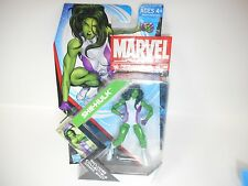 Marvel Universe She-Hulk Action Figure #012 Series 4 NEW