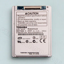 1.8'' Toshiba MK8009GAH 80 GB Hard Drive For HP mini 1000 COMPAQ 2510P/2710P