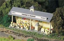 Bachmann Plasticville 45314 Roadside Stand O Gauge Plastic Model -Tracked48 Post