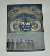 INFINITE DESTINY IN AMERICA Japan ver. 2DVDs+Photo book+notes+Sticker