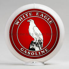 "White Eagle 13.5""Gas Pump Globe (G203) FREE SHIPPING - U.S. Only"