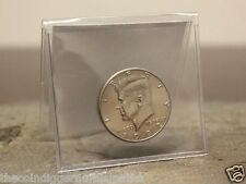 50 Coin Submission 2.5 X 2.5 Safe T Flips Non-PVC Plastic Archival Frame A Coin
