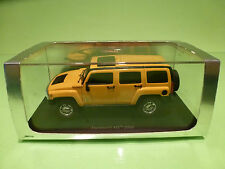 SPARK 1:43 HUMMER H3  2006  - ORIGINAL BOX - IN MINT CONDITION