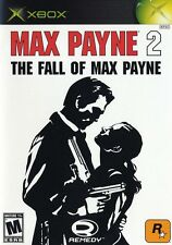 Max Payne 2: The Fall of Max Payne - Original Xbox Game