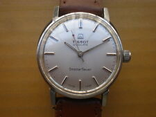 Herrenuhr TISSOT Seastar Seven 17 Jewels,HANDAUFZUG,SWISS,1968's