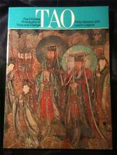 TAO CHINESE PHILOSOPHY TIME AND CHANGE OCCULT ILLUSTRATED MYSTIC ASIAN DOCTRINE