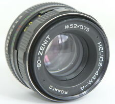 HELIOS 44M-4 58/2 58mm f2 LENS M42 MOUNT FOR PENTAX/PRAKTICA/ZENIT