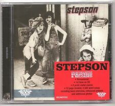STEPSON 'S/T'' KILLER HARD ROCK '74 ROCK CANDY REISSUE 2013 NEW!