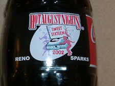 2002 Hot August Nights Coca-Cola Coke Bottle