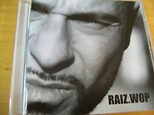 RAIZ WOP  CD MINT- ALMAMEGRETTA