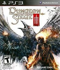 Dungeon Siege III 3 GAME Sony PlayStation 3 PS PS3